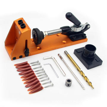 Pocket-Hole Jig 7PCS Set